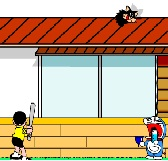 Doraemon Baseball Typing