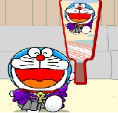 Doraemon Japanese Badminton